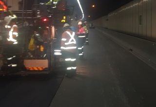 m5 tunnel 4 works