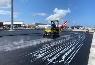 Airport Paving